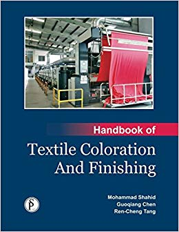 Handbook OF Textile Coloration And Finishing