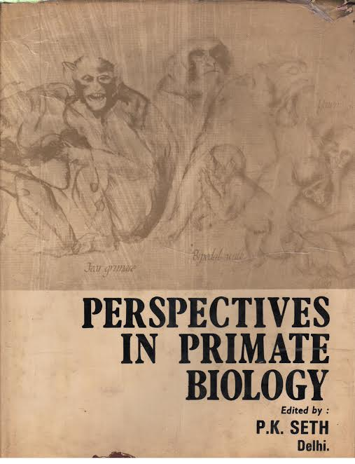 Perspectives in Primate Biology Vol. 1