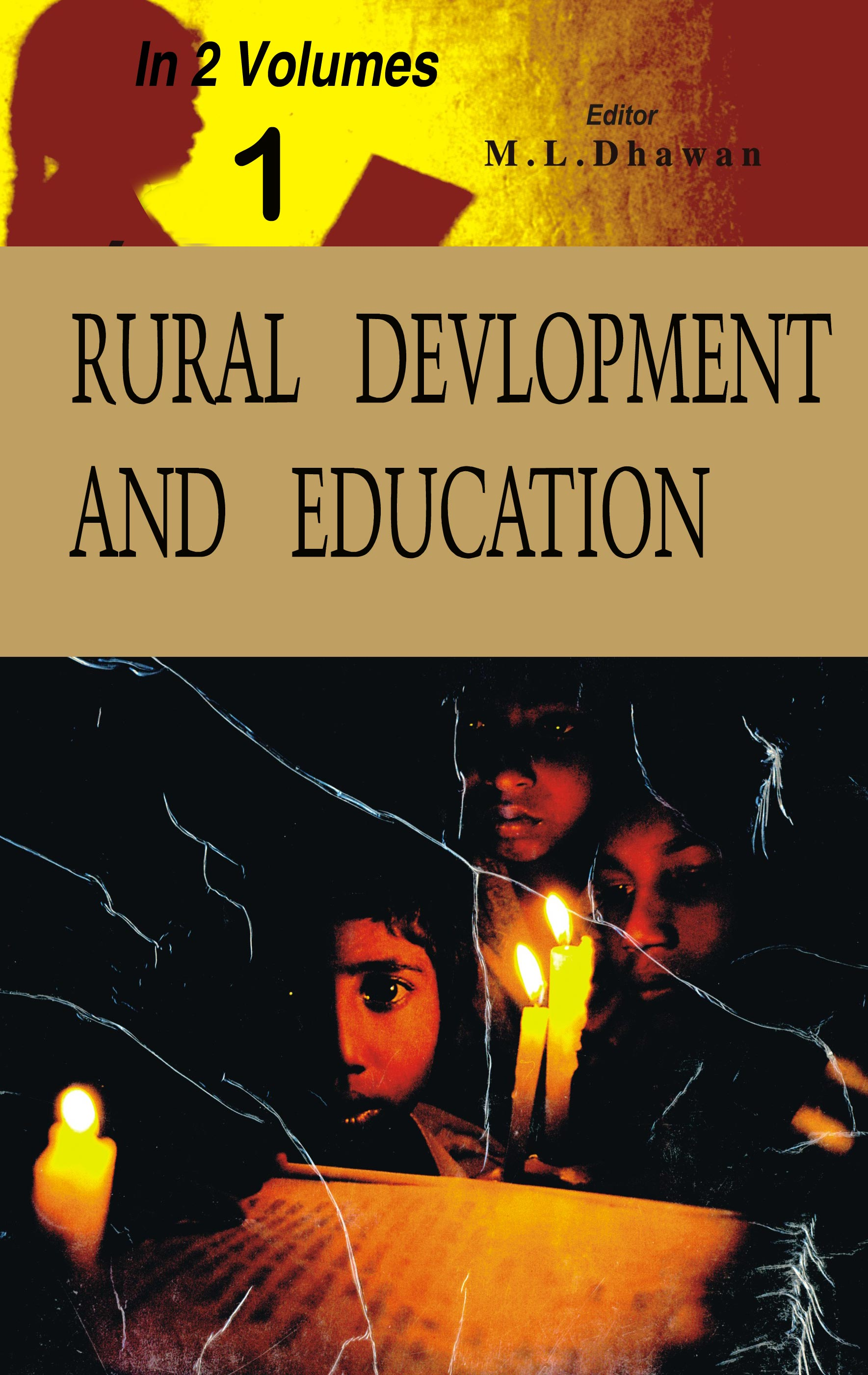 Rural Development And Education Vol-1