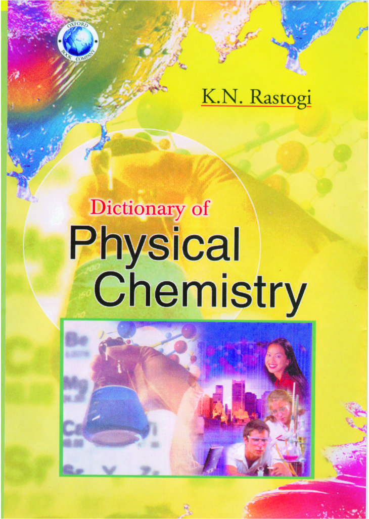 Dictionary of Physical Chemistry