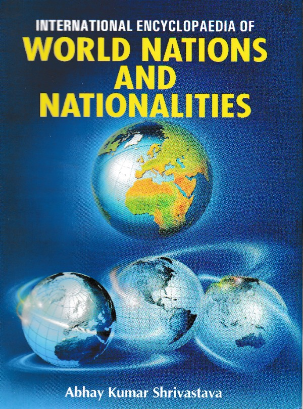 International Encyclopaedia of World Nations and Nationalities Volume-5