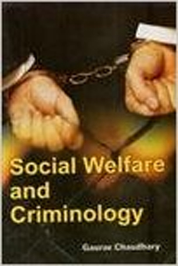 Social Welfare And Criminology
