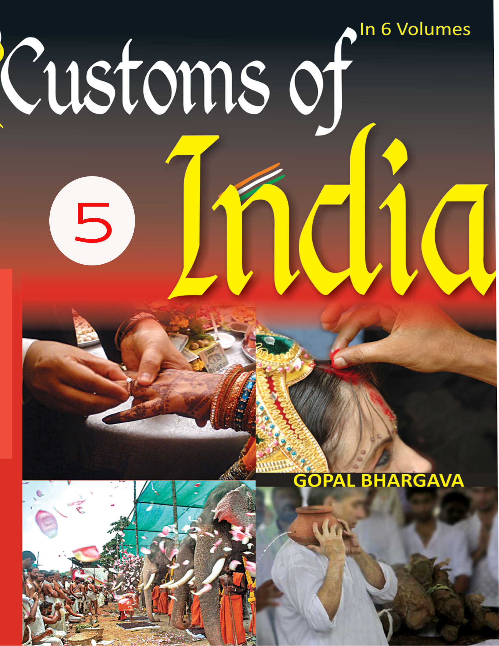 Customs of India vol-3