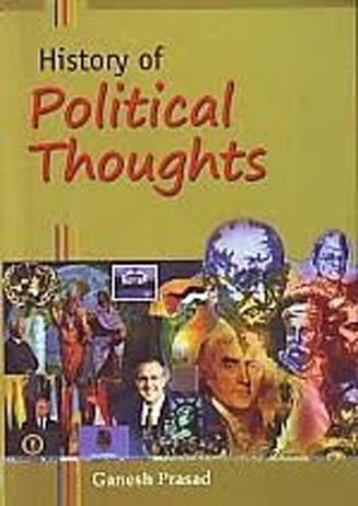 History Of Political Thoughts Volume-3