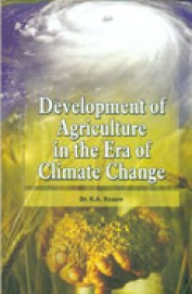Development of Agriculture in the Era of Climate Change (2 Volume set)