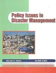 Policy Issues in Disaster Management