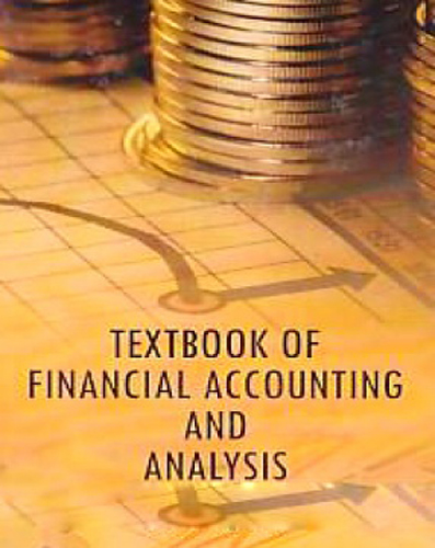 Textbook Of Financial Accounting And Analysis