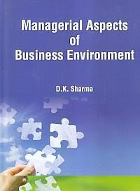Managerial Aspects Of Business Environment