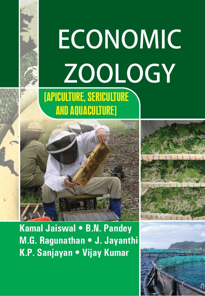 Economic Zoology [Apiculture, Sericulture And Aquaculture]