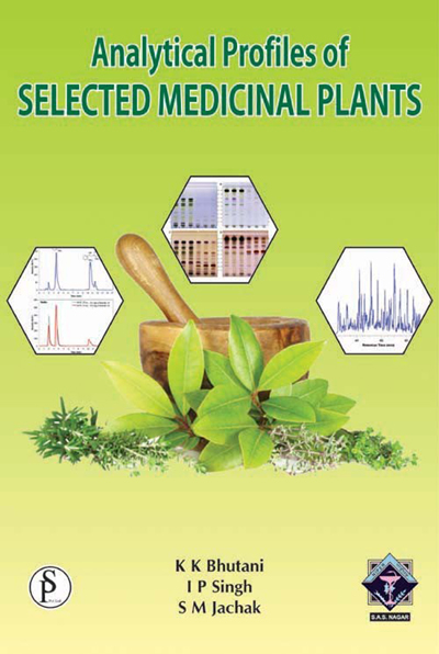 Analytical Profiles Of Selected Medicinal Plants